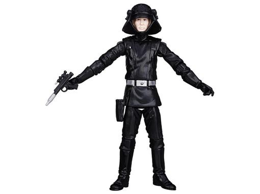 Boneco Imperial Navy Commander - #14 - Star Wars - The Black Series - 3.75