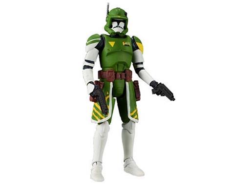 Boneco Clone Commander Doom - #13 - Star Wars - The Black Series - 3.75