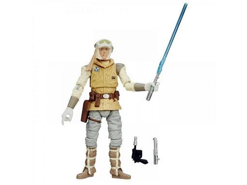 Boneco Luke Skywalker - #02 - Star Wars - The Black Series - 3.75