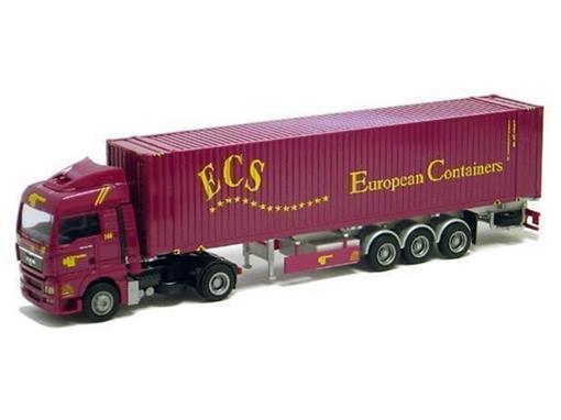 Man: Tgx Xlx - c/ Container -