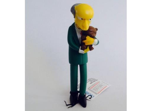 Boneco Montgomery Burns - The Simpsons - Multikids