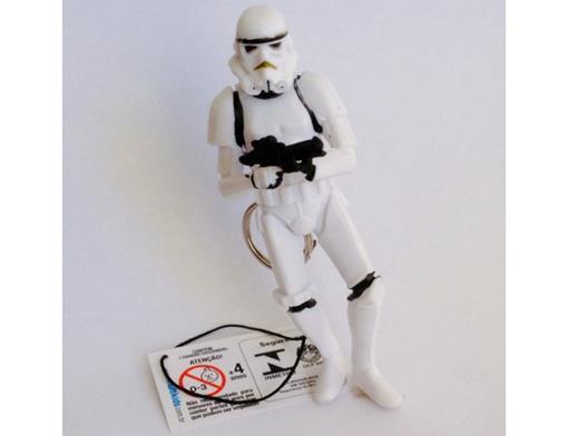 Chaveiro Colecionável Stars Wars - Stormtrooper - Multikids Serie 1