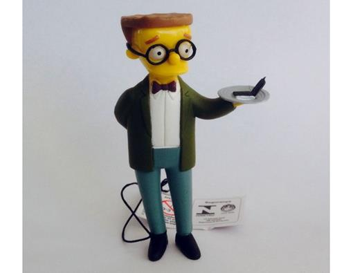 Boneco Waylon Smithers - The Simpsons - Multikids