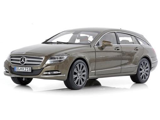 Mercedes Benz: CLS 500 SW Shooting Brake (2012) - Grafite - 1:18