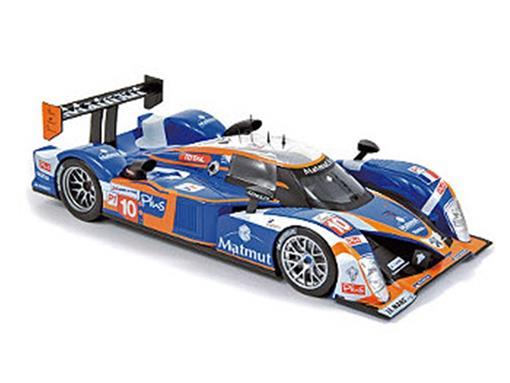 Peugeot: 908 HDI FAP #10 - Team Oreca Le Mans (2011) - 1:18