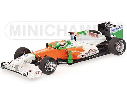 Force India: Mercedes VJM04 - A Sutil (2011) - 1:43