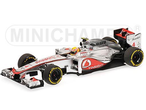 Vodafone McLaren Mercedes: MP4-27 -  Lewis Hamilton - 1:43