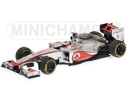 Vodafone McLaren Mercedes: MP4-27 Jenson Button - 1:43