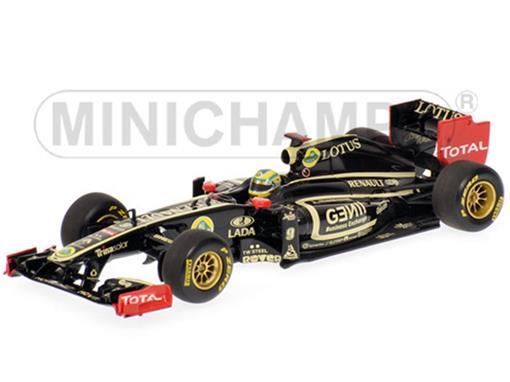 Lotus: Renault GP R31 - Bruno Senna (2011) - 1:43