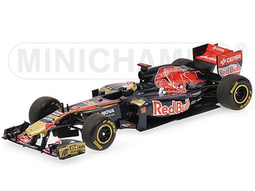 Scuderia Toro Rosso: STR6 - S. Buemi (2011) - 1:43