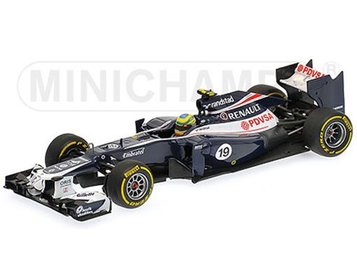 Williams F1: Team Renault FW34 - Bruno Senna (2012) - 1:43