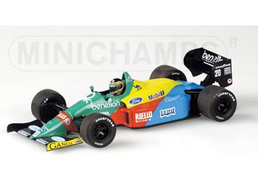 Benetton Ford: B188 - T. Boutsen (1988) - 1:43