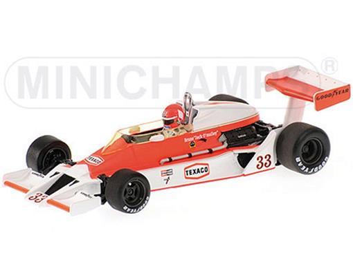 Mclaren Ford: M26 - B. Giacomelli - British GP (1978) - 1:43
