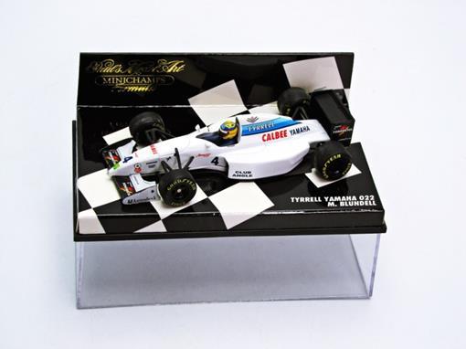 Tyrrell Yamaha: 022 - M. Blumell (1994) - 1:43