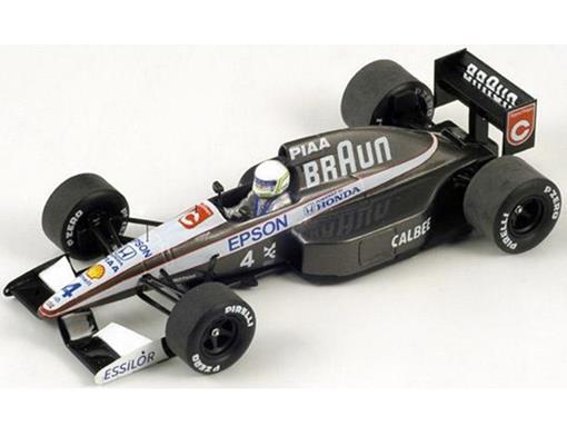 Tyrrell: 020 - Stefano Modena - Mônaco GP (1991) - 1:43