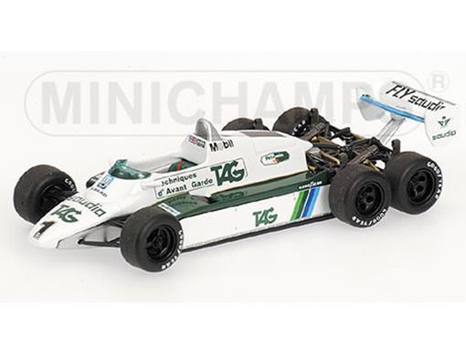 Williams: FW08B - Test Car (1982) - 1:43