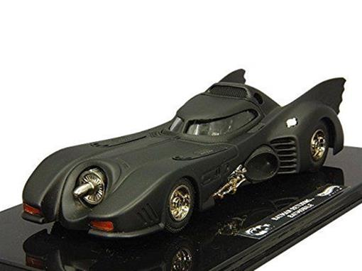 Batmóvel: Batman Returns (1992) - Preto - 1:43