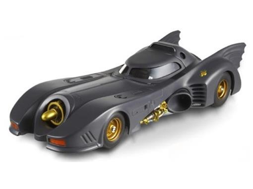 Batmóvel: Movie Batman (1989) - Preto - 1:43