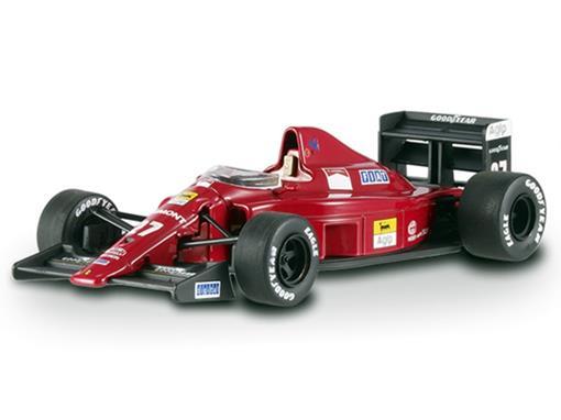 Ferrari: F1-89 - N. Mansell - Hungary GP (1989) - 1:43