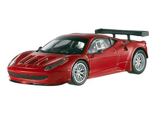 Ferrari: 458 Italia GT2 - Vermelha - 1:43