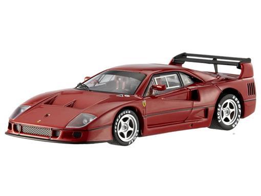Ferrari: F40 Competizione - Vermelha - 1:43