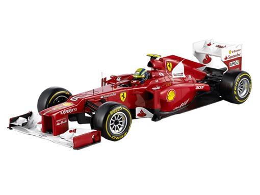 Ferrari: F2012 - Felipe Massa (2012) - 1:43
