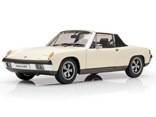 Porsche: 914/6 - Creme - 1:18