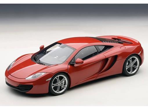 McLaren: 12C - Vermelha - 1:18
