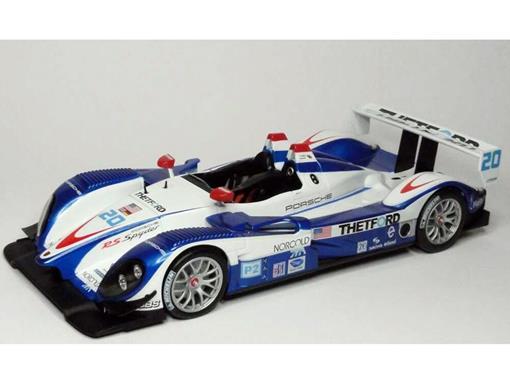 Porsche: RS Spyder - Team Dyson Racing (2007) - 1:18