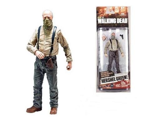 Boneco Hershel Greene - The Walking Dead - McFarlane Toys
