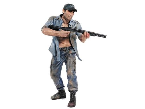 Boneco Shane Walsh - The Walking Dead - McFarlane Toys