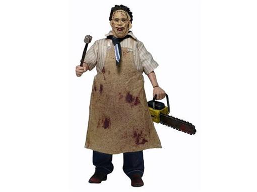 Boneco Leatherface - The Texas Chainsaw Massacre (O Massacre da Serra Elétrica) - Neca