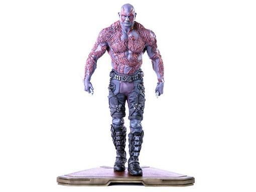 Estátua Drax - Guardiões da Galáxia - 1:10 - Iron Studios