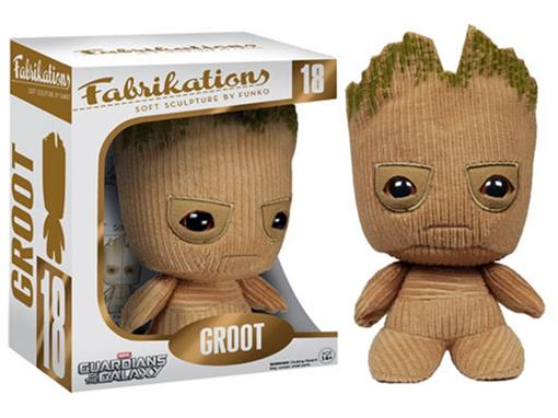 Boneco Groot - Guardiões da Galáxia - Fabrikations Disney - Funko 18