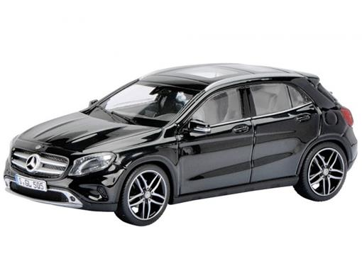 Mercedes Benz GLA Klasse - Preto - 1:43