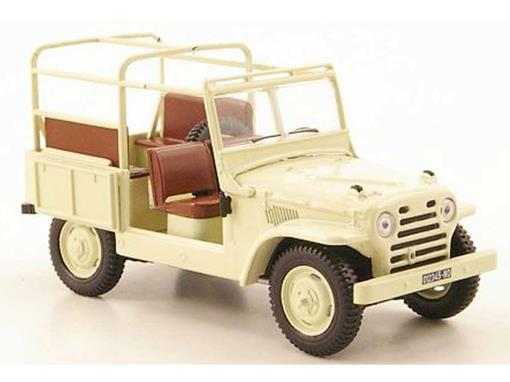 Fiat: Campagnola (1952) - Creme - 1:43