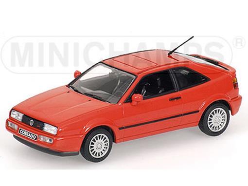 Volkswagen Corrado G60 (1990) - Vermelho - 1:43