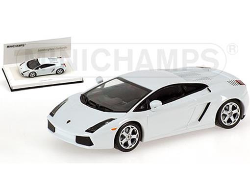 Lamborghini: Gallardo (2007) - 'Linea Bianco' - 1:43