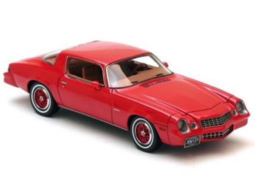 Chevrolet: Camaro LT (1978) - Vermelho - 1:43
