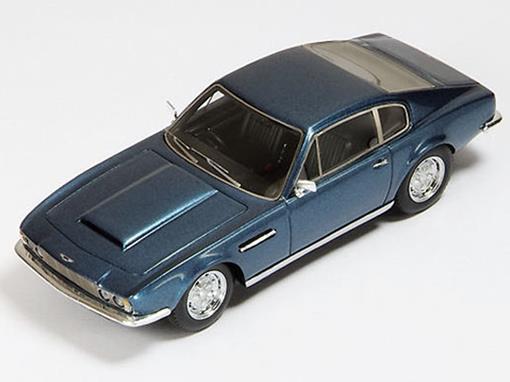 Aston Martin: DBS V8 (1969) - Azul Metálico - 1:43