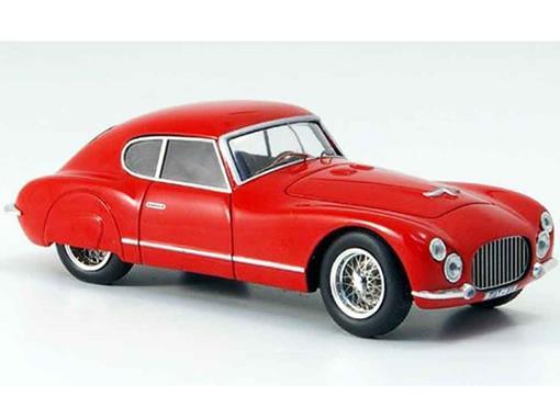 Fiat: 8V (1953) - Vermelho -1:43
