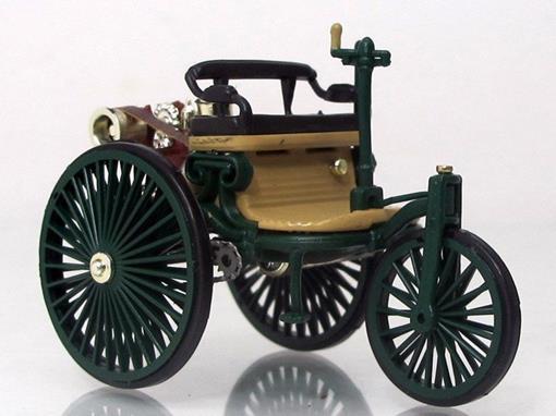 Mercedes Benz: Patent Motorwagen (1886) - 1:43