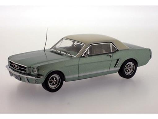 Ford: Mustang (1965) - Verde Metálico - 1:43