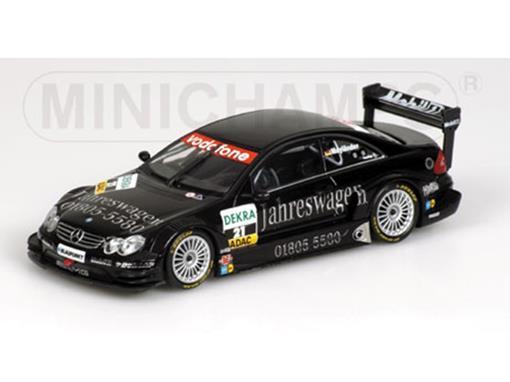 Mercedes Benz: CLK Coupé - Team Rosberg - Bernd Maylander (DTM 2004) - 1:43