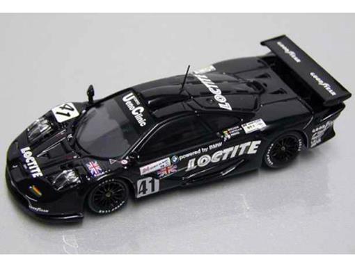 Mclaren: F1 GTR - Loctite - Le Mans (1998) - 1:43