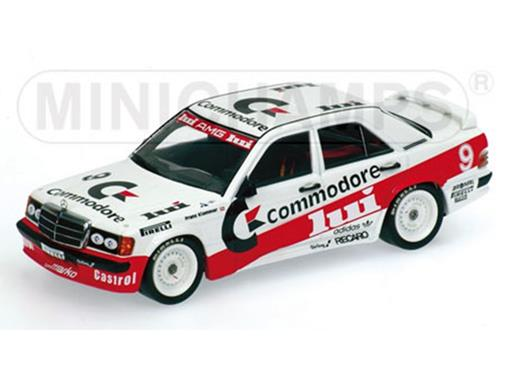 Mercedes Benz: 190E 2.3-16 - Team Marko RSM