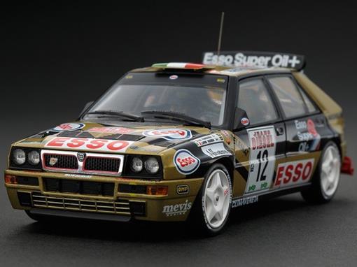 Lancia: Delta HF Integrale #12 - Sanremo (1993) - 1:43