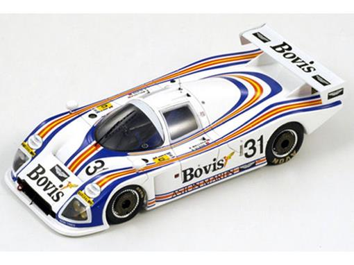 Aston Martin: Nimrod #31 - R. Mallok / D. Olson / R. Attwood - Le Mans 1984 - 1:43