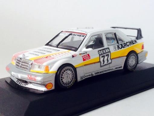 Mercedes: 190 E Evo 2 - Karcher DTM - 1:43