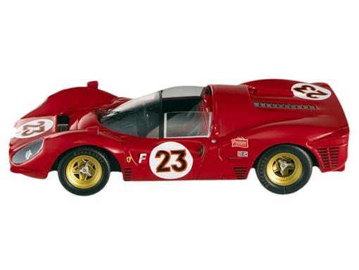 Ferrari: 330 P4 - Daytona (1967) - 1:43